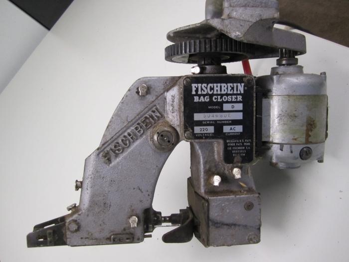 Willkommen nach Andershornstein AB, Schweden  Gebrauchte  ~ Nähmaschine Hand
